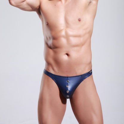 Gay Men Underwear – Sexy Men's Leather Thongs All Products - Underwear & Thongs For Men
