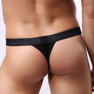 Gay Men Underwear – Men Sexy Tanga Thongs