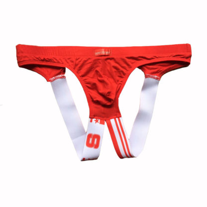 Gay Men Underwear – Mens Thongs With Double Strings