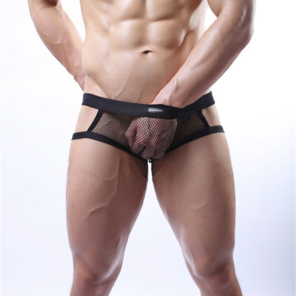 All Products - Underwear & Thongs For Men - Gay Men Underwear – Men's Transparent Thongs. Black or white