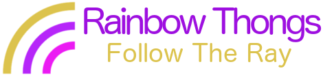 Rainbow Mini Thongs All Products - Underwear & Thongs For Men