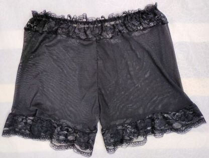 Lacy Transparent Shorts All Products - Underwear & Thongs For Men