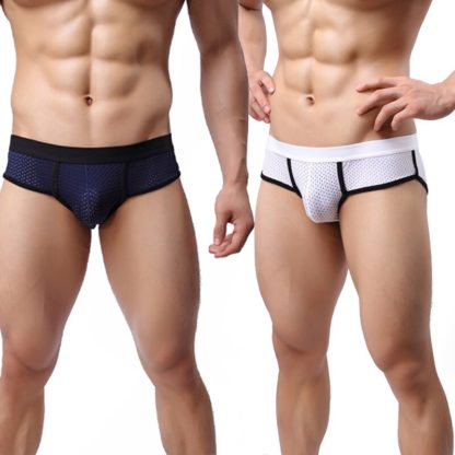 Classic Men Breathable Briefs All Products - Underwear & Thongs For Men