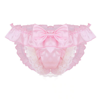Gay Mens Satin Sissy Panties All Products - Underwear & Thongs For Men