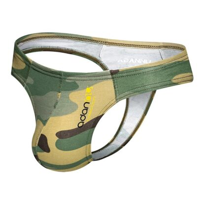 Low Waist Camouflage Mens Thongs All Products - Underwear & Thongs For Men