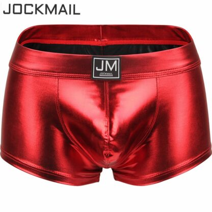 Mens Sexy Metallic Shiny Boxers For Parties & Gay Prides All Products - Underwear & Thongs For Men